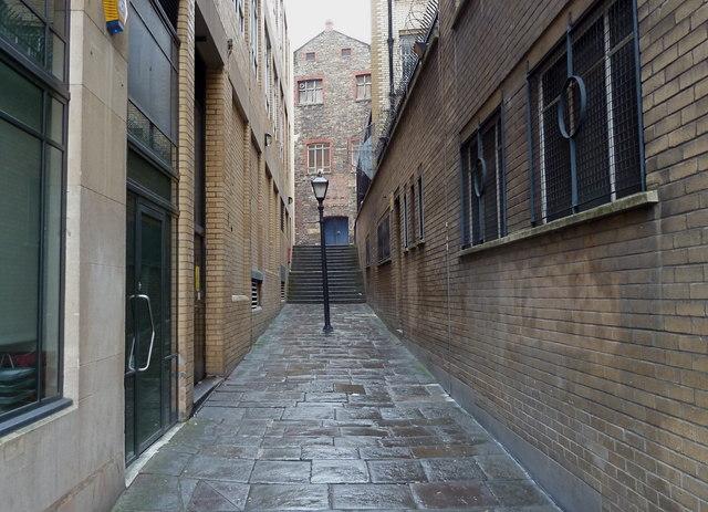 Zed Alley, Bristol ...