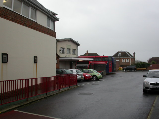 Lymington Bus Station