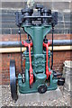 SK5806 : Boiler Feed Pump by Ashley Dace