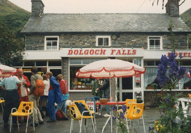 Dolgoch Falls Hotel