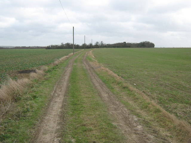 Footpath to Minster Road