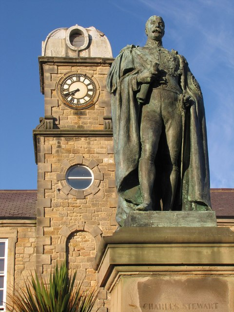 Statue of the 6th Marquess of Londonderry