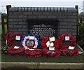 SJ7244 : Bridgemere RAF Memorial by Alf Beard