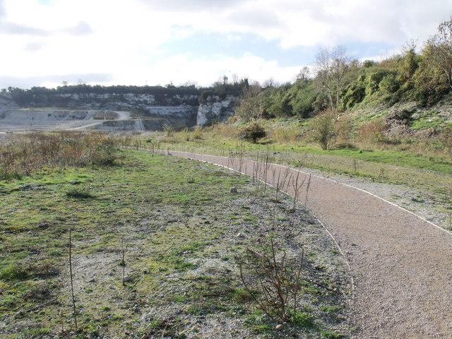 East Pit Nature Reserve, Limekiln Road, Cherry Hinton