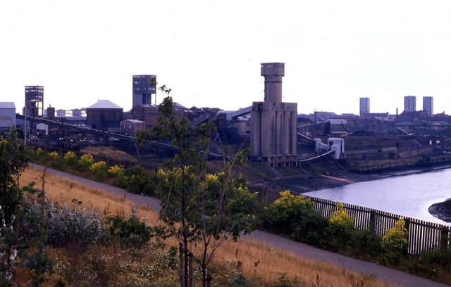 Monkwearmouth Colliery 169 Steve Daniels Cc By Sa 2 0