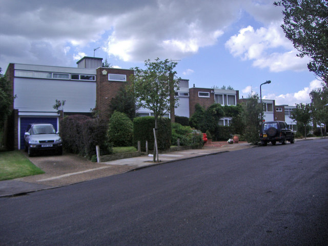 Cottenham Drive, West Wimbledon