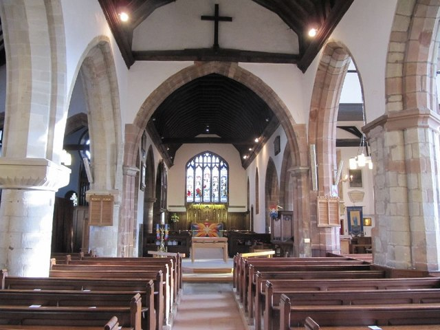 Nave to the Chancel