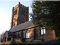 SJ4966 : St  Andrew's Church,  Tarvin by John Lord