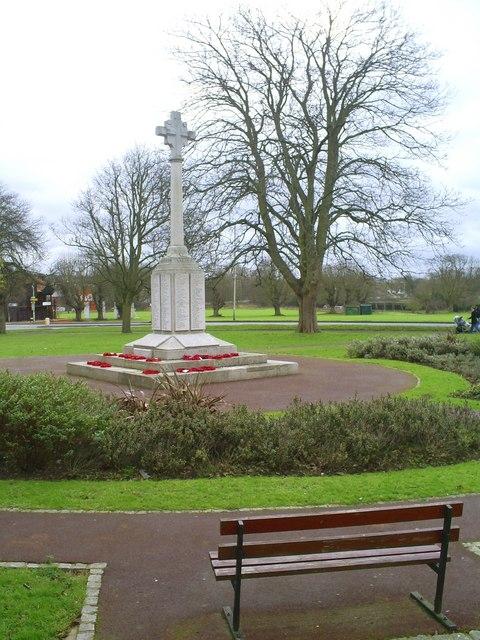 Hemel Hempstead War Memorial