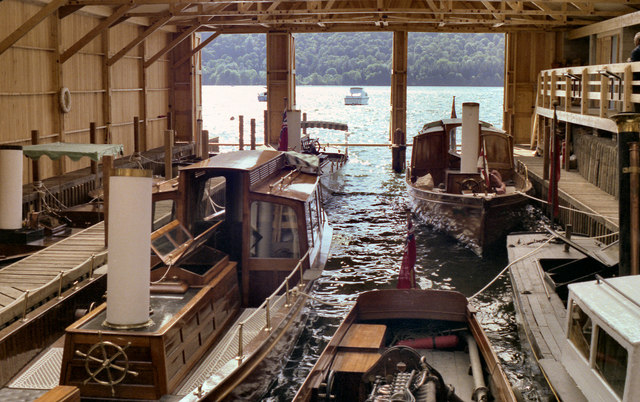 Windermere Steamboat Museum © David Dixon :: Geograph ...