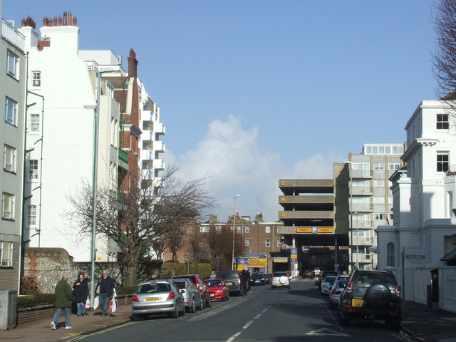 Compton Street, Eastbourne