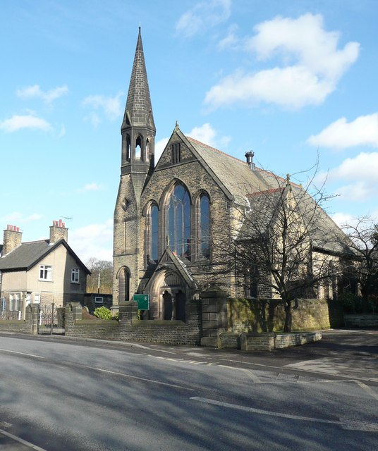 Woodhouse Grove Methodist Church and School Chapel, Apperley Lane, Rawdon