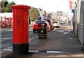 J3674 : Pillar box, Belfast by Albert Bridge