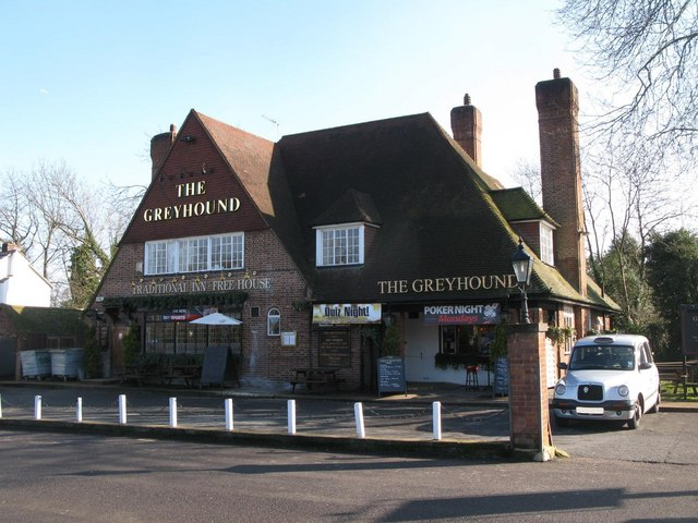The Greyhound, Commonside, BR2
