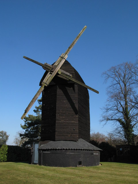 Keston Windmill, Heathfield Road, BR2
