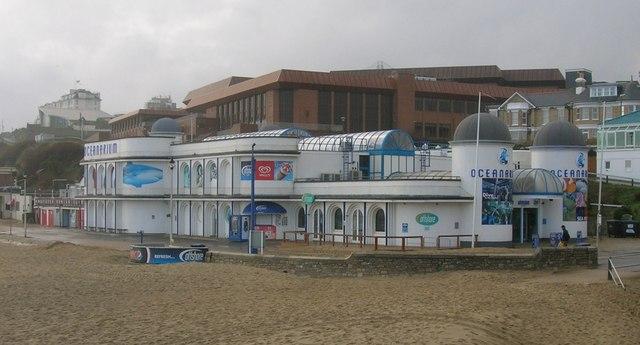 Oceanarium, Bournemouth (C) JThomas :: Geograph Britain and Ireland