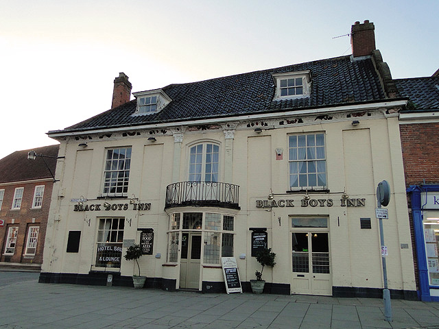 Black Boys Inn, Aylsham