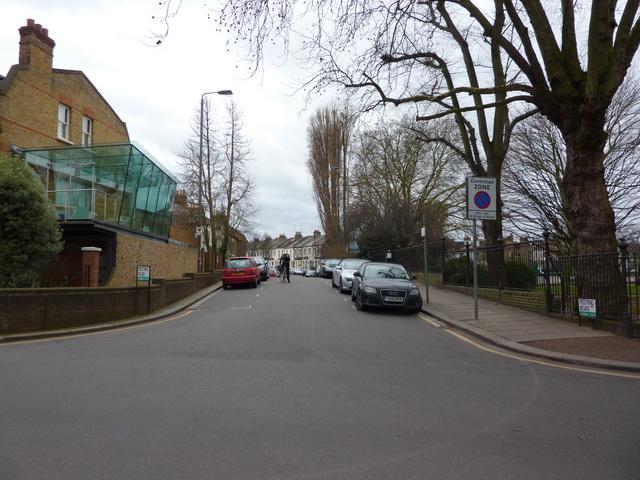 Festing Road, Putney