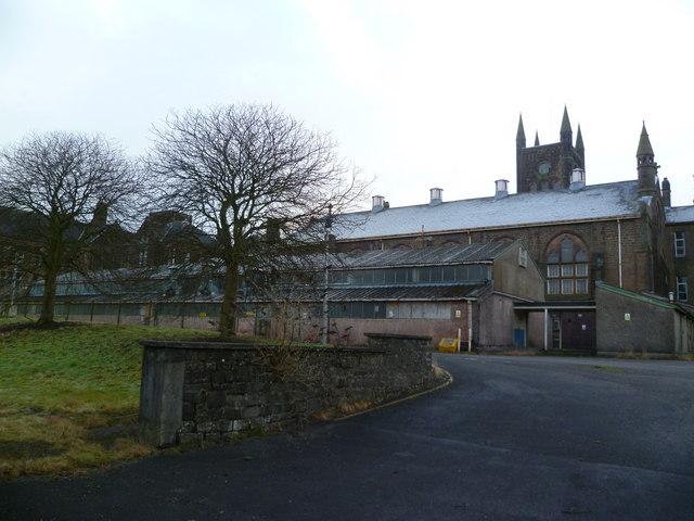 Lancaster Moor Hospital © Michael Graham :: Geograph