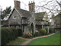 ST5578 : Blaise Hamlet - the fourth cottage - Double Cottage - from the south east by C P Smith