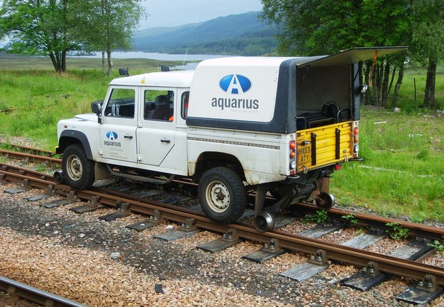 Road Rail Vehicle John Mackenzie Geograph Britain And