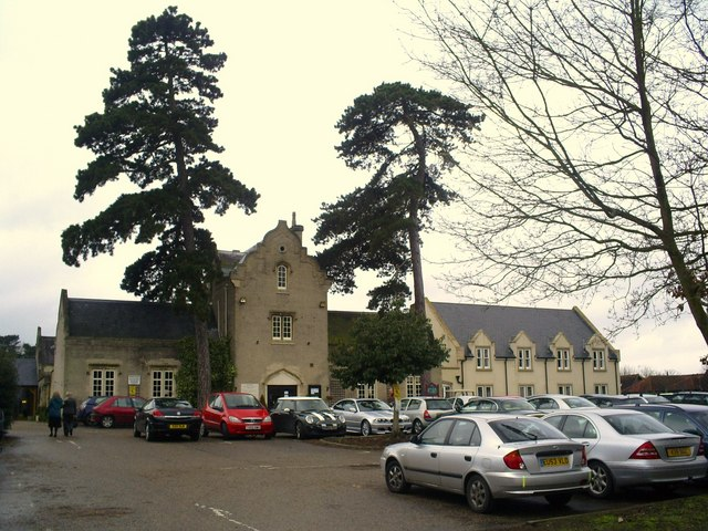Shendish Manor Golf Clubhouse