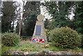 TQ7958 : RAF memorial , Detling by N Chadwick