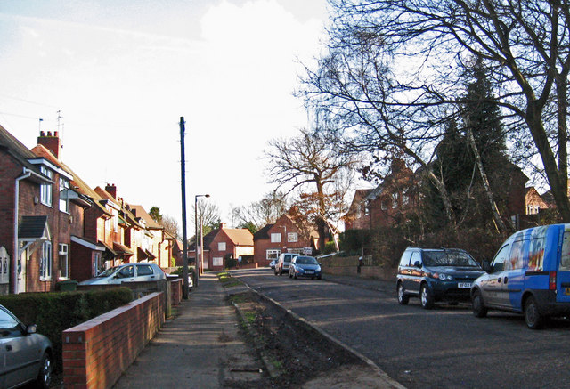 School Road, Quarry Bank, Brierley Hill