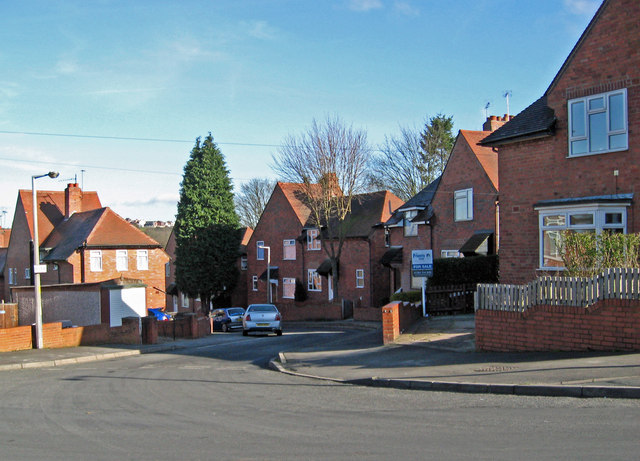 Bath Road, Quarry Bank, Brierley Hill