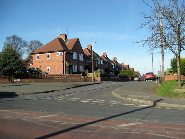 Birch Avenue, Quarry Bank, Brierley Hill