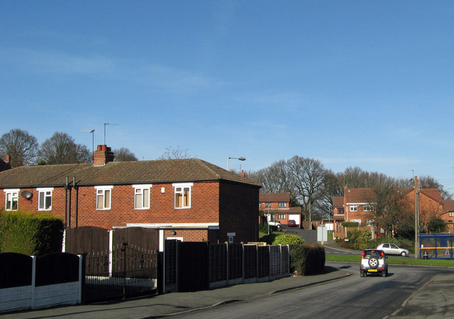 White City Road, Quarry Bank, Brierley Hill