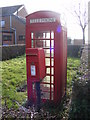 TM3181 : Telephone Box & St.James Postbox by AGC