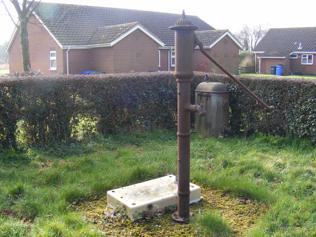 St.James Village Pump
