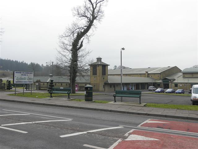 Ecclesville Equestrian Centre Fintona 169 Kenneth Allen