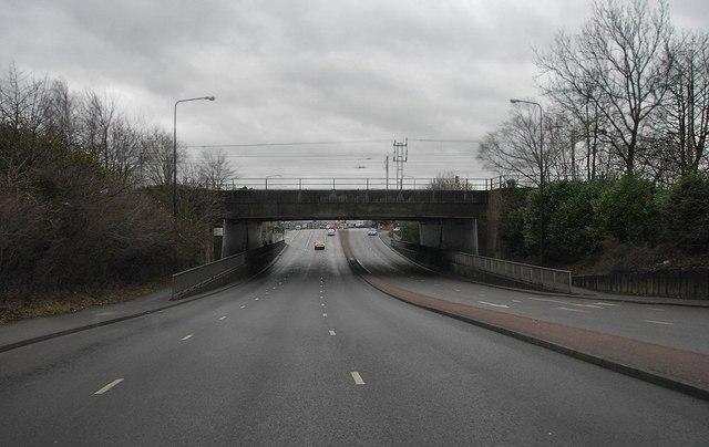 Chapel Lane Railway Bridge