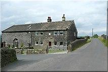 SE0021 : Broad Fold, New Road, Mytholmroyd by Humphrey Bolton