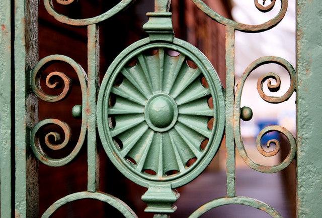 Former Harland & Wolff gates, Belfast (2)
