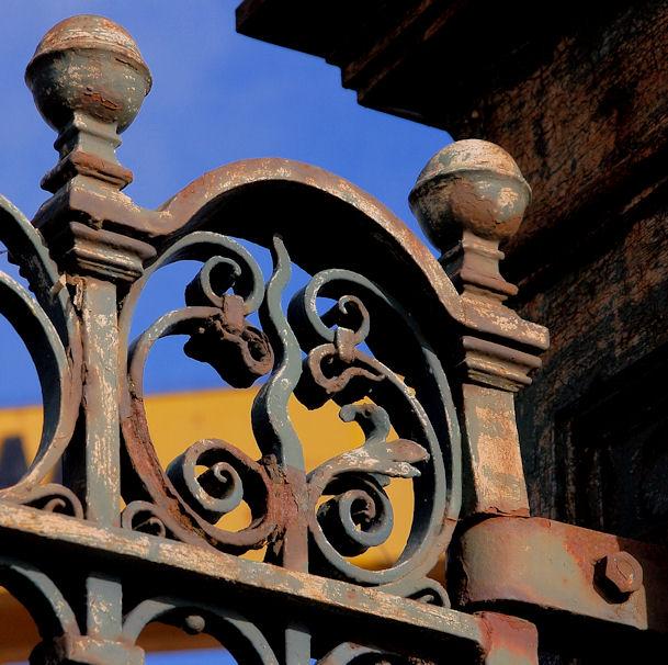 Former Harland & Wolff gates, Belfast (7)