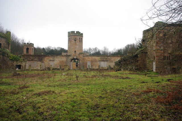 Ravensworth Castle
