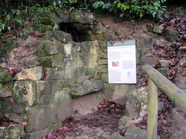 Ice House in Prior Park, Bath