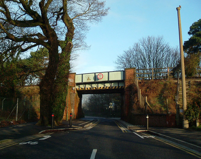 Iford Lane Railway Bridge