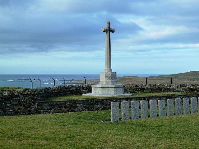 Military Cemetery at Kilchoman
