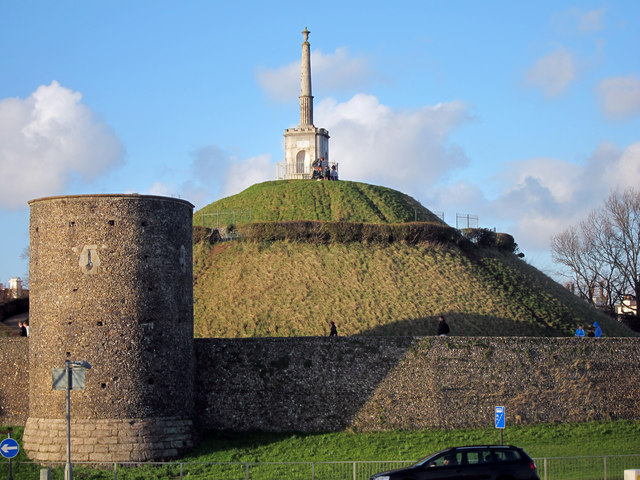 Dane John mound