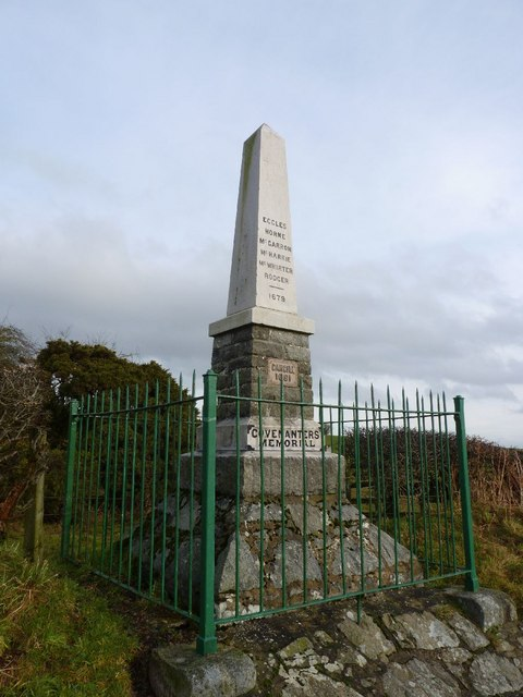 Covenanters' Memorial, Cargilston