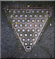 J3975 : Manhole cover, Belfast by Rossographer