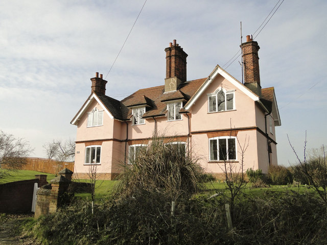 Fordley Hall, North Green, near Saxmundham