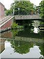 SP0579 : Lifford Lane Bridge in King's Norton, Birmingham by Roger  Kidd