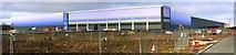 SU1788 : B&Q Distribution Centre, Stratton, Swindon by Brian Robert Marshall