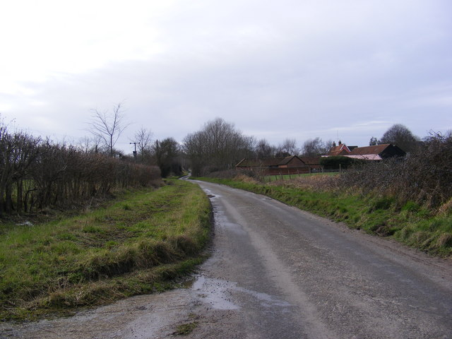 Fordley Road