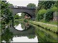 SP0580 : Bridge No 74 near Lifford, Birmingham by Roger  Kidd